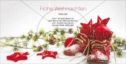 Weihnachtsflyer und Postkarten Exklusiv