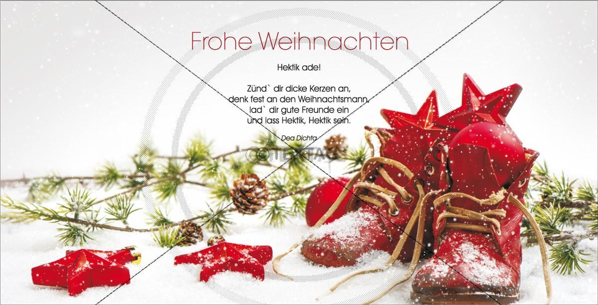 exklusive weihnachtskarten weihnachtsflyer und postkarten. Black Bedroom Furniture Sets. Home Design Ideas