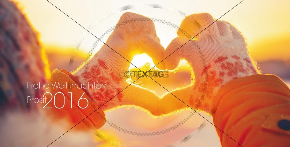 Weihnachtskarte mit Spruch, inkl. Druckkosten FL-DIN-lang-quer33-1 - Vorderseite