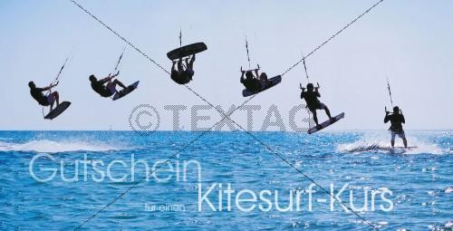 Wertgutschein für einen Surfkurs - 8-kitesurfen