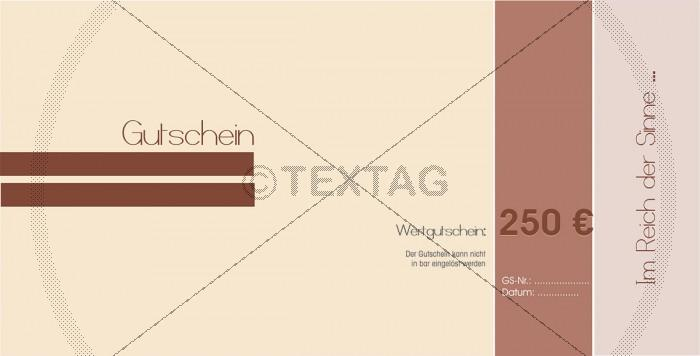 """Geschenkgutschein """"Wellness for Woman"""" (207)"""