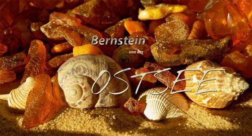 Maxi Card Postkarte - Bernstein (127)
