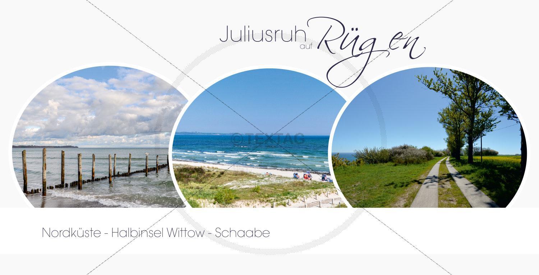 Ansichtskarte - Postkarte Juliusruh auf Rügen (159)