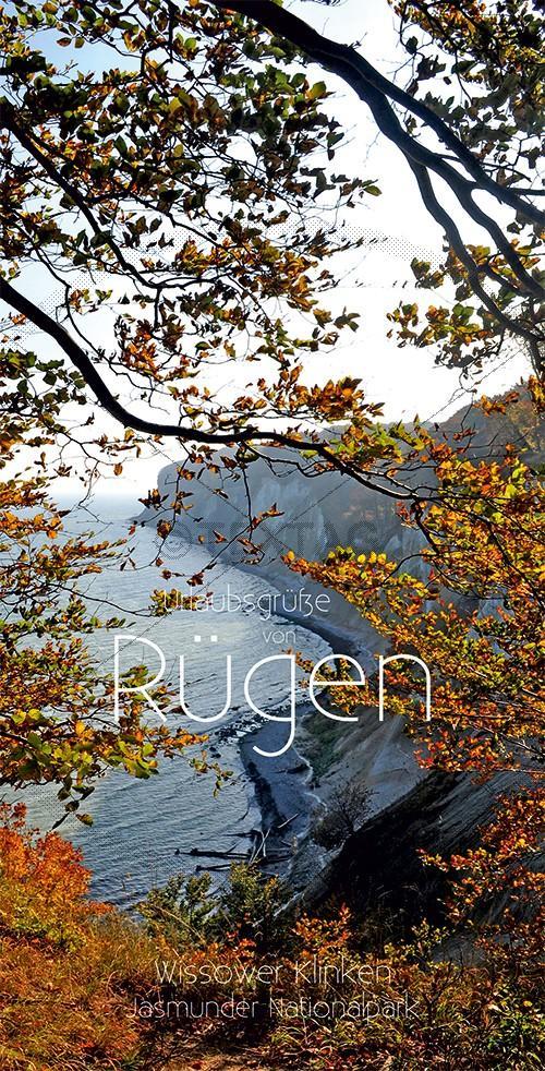 Ansichtskarte Wissower Klinken, Nationalpark Jasmund auf Rügen (176)