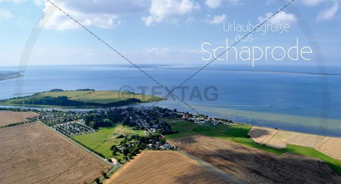 Maxi Card Postkarte - Schaprode (128)
