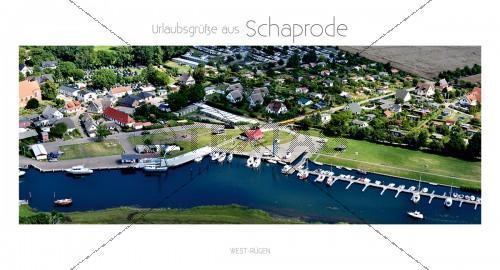 Maxi Card Postkarte - Schaprode (130)