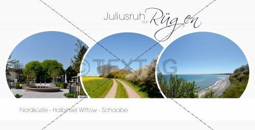 Ansichtskarte Juliusruh auf Rügen (160)