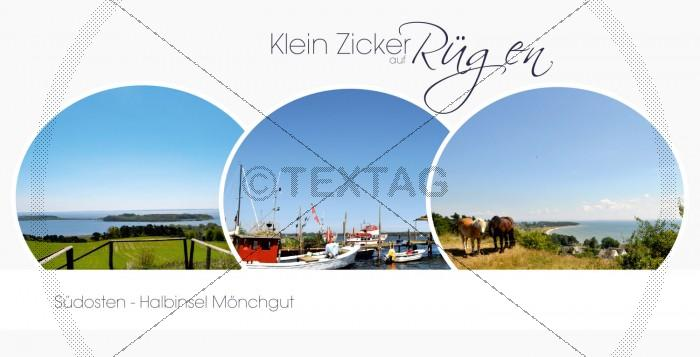 Ansichtskarte - Klein Zicker - Halbinsel Mönchgut (162)