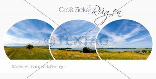 Ansichtskarte - Groß Zicker - Halbinsel Mönchgut (164)