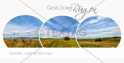 Ansichtskarte - Groß Zicker - Halbinsel Mönchgut (165)