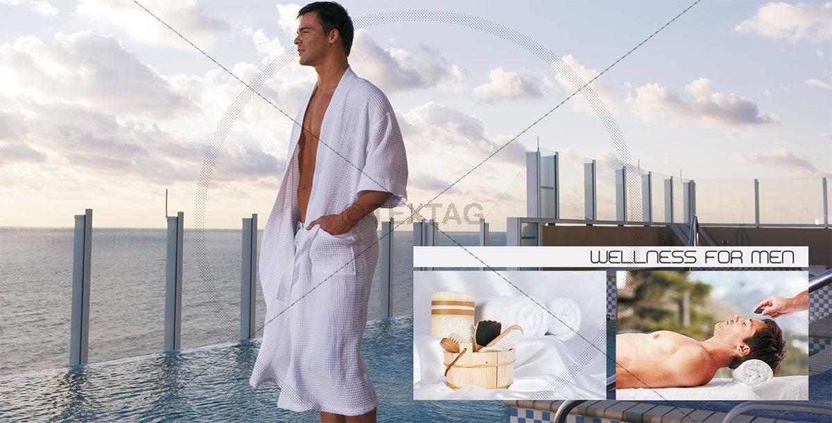 """Geschenkgutschein """"Wellness for Men"""" Wertgutschein 150 €"""