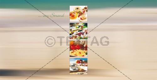 Restaurantgutschein Strandfrühstück - Wertgutschein 50 € - 213-GS-Restaurant