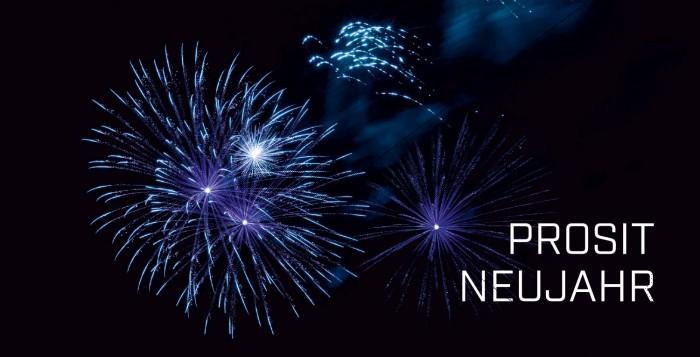 Feuerwerk! geshäftliche Silvesterkarte mit Spruch, inkl. Druckkosten (53)
