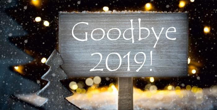 Goodby 2019, geschäftliche Silvesterkarte, inkl. Druckkosten (57)